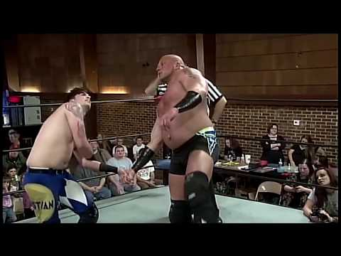 Innovate Wrestling TV #21 - Cross Brothers vs. Party Boys