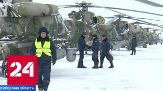 Российские военные начали подготовку к стратегическим учениям