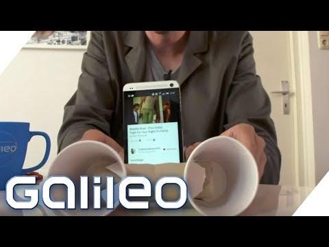 Die besten Smartphone-Hacks der Welt | Galileo | ProSieben