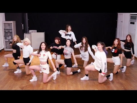 PRISTIN(프리스틴) 'WEE WOO' Dance Practice Wrong Answer Ver. Release…틀린 그림 찾기 (나영, 결경, 위 우)