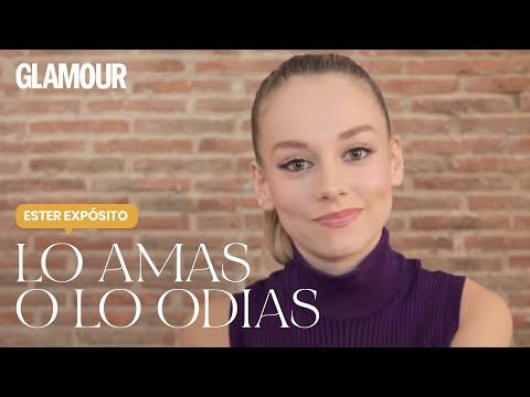 ESTER EXPÓSITO (Élite) en Lo amas o lo odias   Glamour España