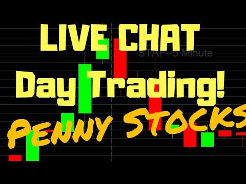 Day Trading Live Stream: Free Chat Room
