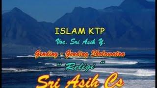 Sri Asih Y. - Islam KTP (Official Lyrics Video)