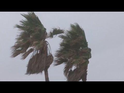 Alerta por riesgo extremo en Valencia, Alicante, Murcia y Almería
