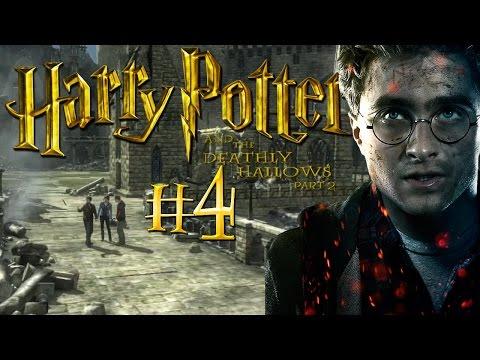 Гарри Поттер и Дары Смерти. Часть 2 - Прохождение #4 - Финал