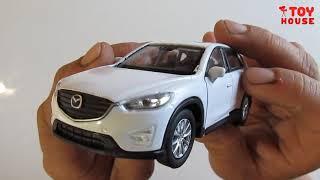 Відкриваю нову модельку машини МАЗДА / MAZDA CX 5. Розпакування та огляд машинки.
