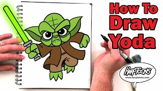 Video How to Draw Yoda - Harptoons download MP3, 3GP, MP4, WEBM, AVI, FLV November 2017