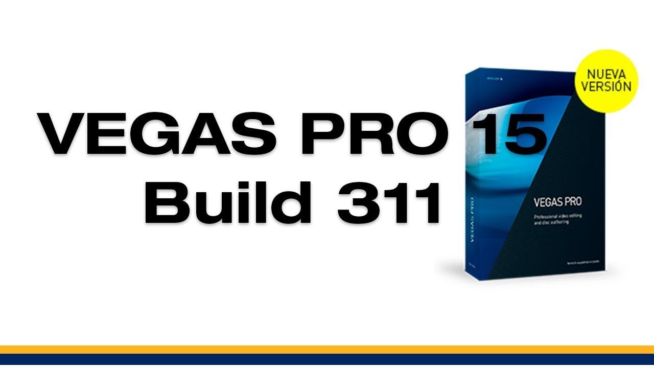 Sony Vegas Pro 15.0 Build 374 + Ativador 64 bit