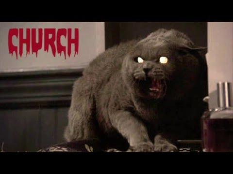 Pet Sematary  The Ramones  Church
