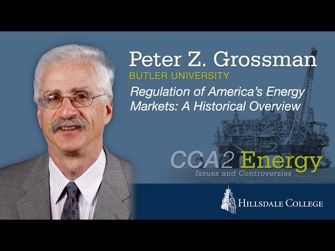 Regulation of America's Energy Markets: A Historical Overview