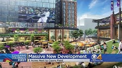 Rockies Announce Plans To Build New Entertainment Center Near Coors Field