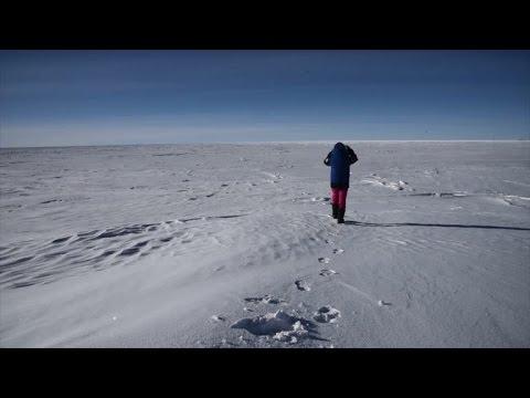 Antarctic astronauts