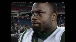The Full Postgame Interview  Bart Scott Flies Over To Sal Paolantonio after Jets Win