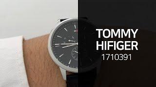 타미힐피거 1710391 가죽시계 리뷰 영상 - 타임메…