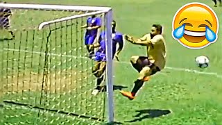 DON T DO THIS IF YOU HAVE AN OPEN GOAL UNBELIEVABLE