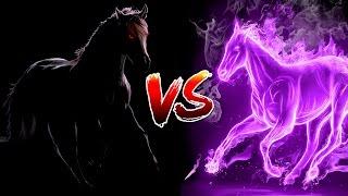 Skyrim - Shadowmere vs Arvak: Qual o melhor cavalo?