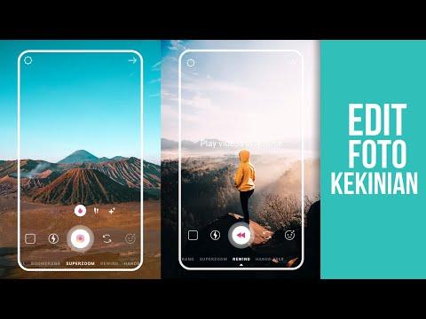 Cara Edit Snap Instagram Di Picsart Android Ios Picsart Tutorial Youtube