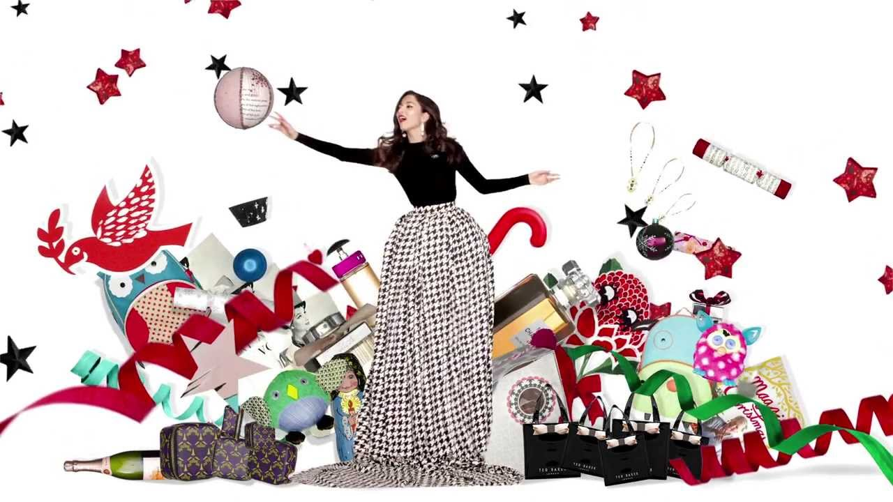 David Jones Christmas 2013 Television Campaign - YouTube