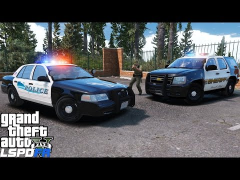 GTA 5 LSPDFR Police Mod 297 | Live Stream | Riverside County Sheriff & Monroe Valley Police Pack