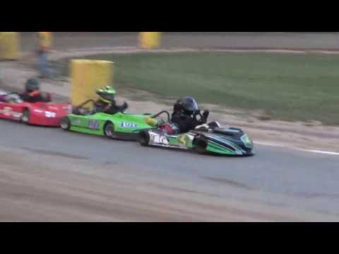 2016 Starlite Speedway Rookie Steven Jr #74  Wins Memorial Day Race