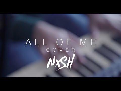 Nish - All Of Me (John Legend/Bangla Cover) | Official Video