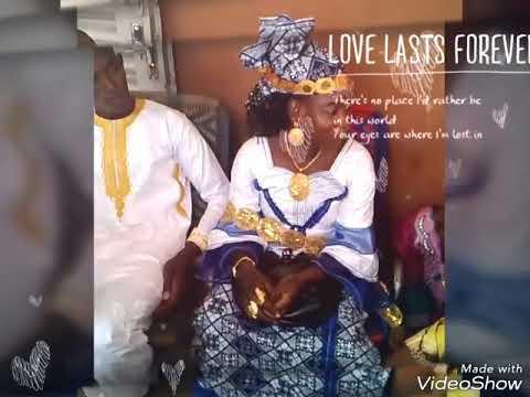 kaniaga kersignane mariage cheickne Baradji & Bintou Fofana
