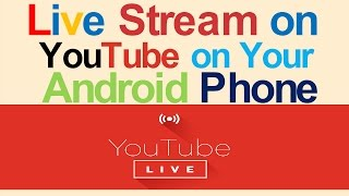 How to to Live Stream on Youtube on your Android Phone || Technical naresh