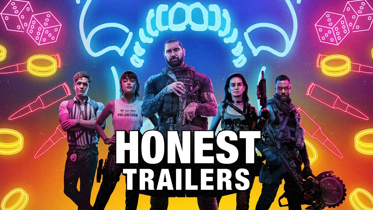 Honest Trailers | Army of the Dead