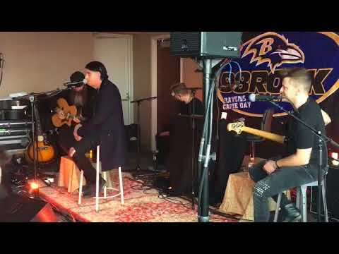 Three Days Grace ACOUSTIC LIVE SET 2018 (at Baltimore Rock Radio)
