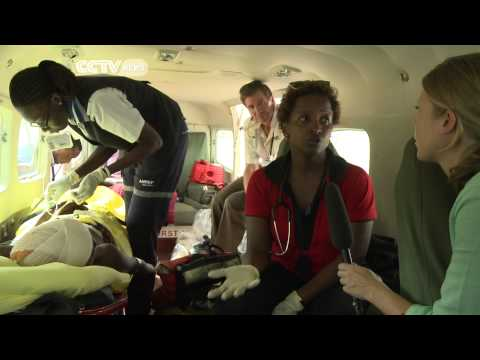 A Day with Kenya AMREF Flying Doctors