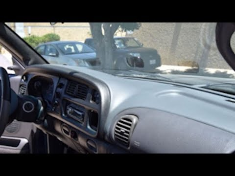 Coverlay® 1998-2002 Dodge Ram Pickup Dash Cover And Instrument Panel Cover Installation Video