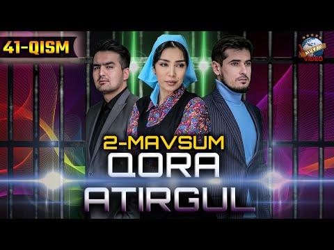 Qora Atirgul (o'zbek Serial) 101-qism | Кора атиргул (узбек сериал) 101-кисм