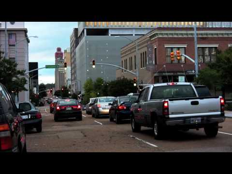 the downtown view - Jackson, Mississippi, MS 601