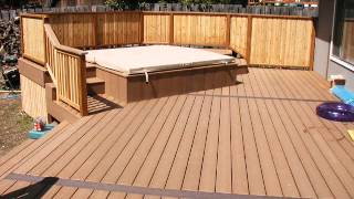Diy Patio Composite Wood