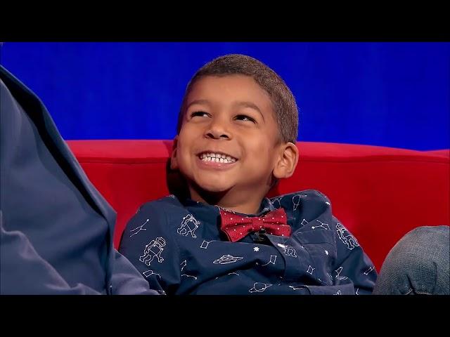 Meet The 5 Year Old Genius Raphael Little Big Shots Australia