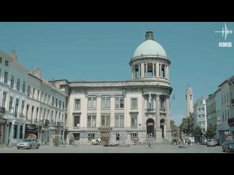United Music of Brussels 2017 – 'Place Communale/Gemeenteplein Molenbeek : Brass' Art'