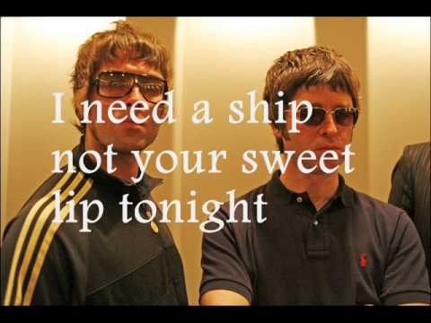 Oasis-Step Out (with Lyrics)