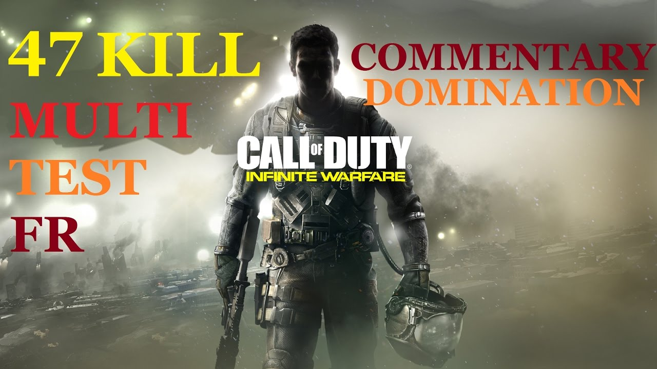 Call Of Duty Infinite Warfare Fr Multi Testavis Francais