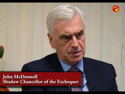 Interview with John McDonnell, Shadow Chancellor of the Exchequer