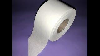 Бумага для бумажного шоу роликовая (плотность 21 г/м, ширина 7 см, длина 100 и 200 метров)