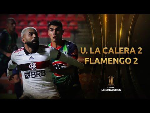 Union La Calera Flamengo RJ Goals And Highlights