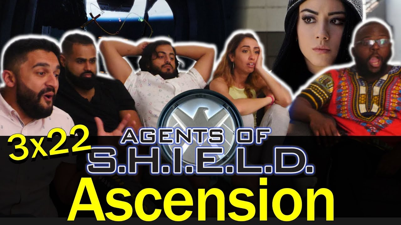Download Agents of Shield - 3x22 Ascension - Group Reaction