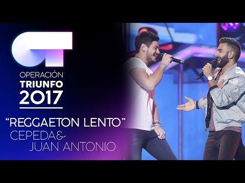 Cepeda Y Juan Antonio - Reggaeton Lento