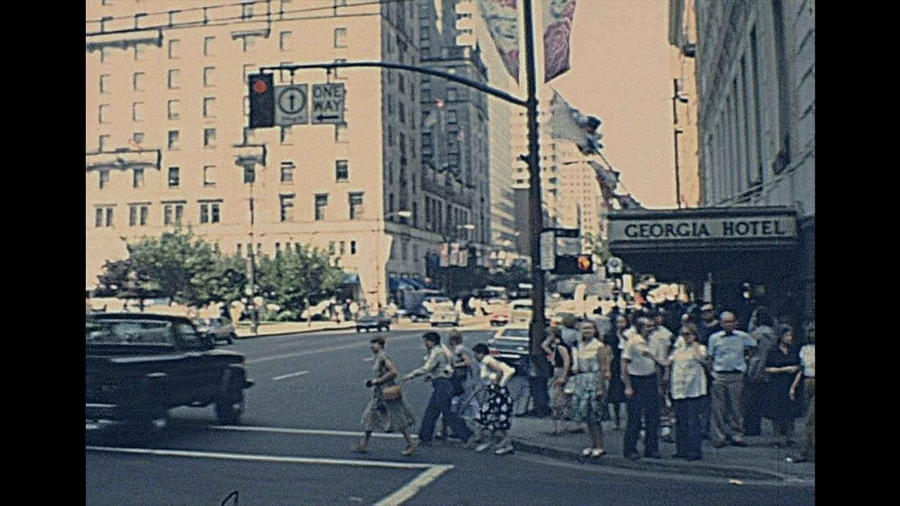 Life in Vancouver 1980 – Archive Footage