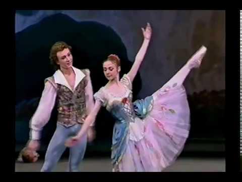 """La Fille Mal Gardee"" - Bolshoi Ballet Grigorovich Company 1994"