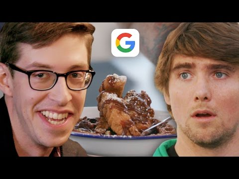 Thumbnail: We Let Google Make Our Decisions For A Day • Downtown LA // Presented By Google Search