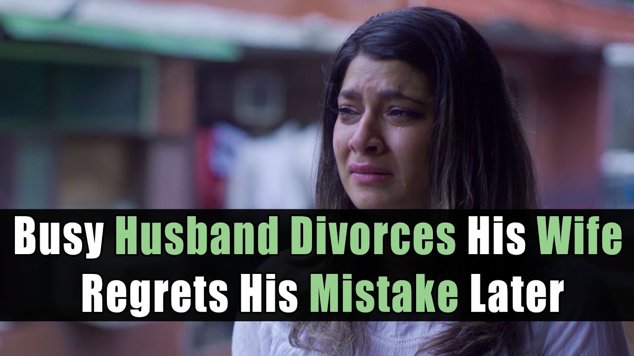 Busy Husband Divorces His Wife Regrets His Mistake Later | Nijo Jonson | Motivational Video