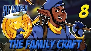 [8] The Family Craft (Let's Play The Sly Cooper Series w/ GaLm)