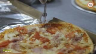 Как мы готовим пиццу.