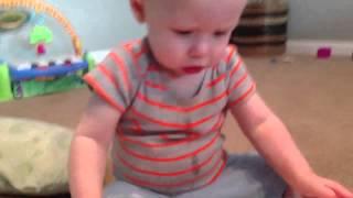 Sadie's early potty training days